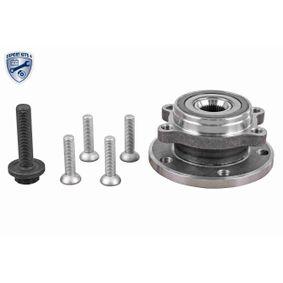 Wheel Bearing Kit Ø: 136,5mm, Inner Diameter: 29mm with OEM Number 3C0 498 621