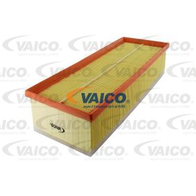 VAICO Luftfilter V10-0622 für AUDI A3 (8P1) 1.9 TDI ab Baujahr 05.2003, 105 PS