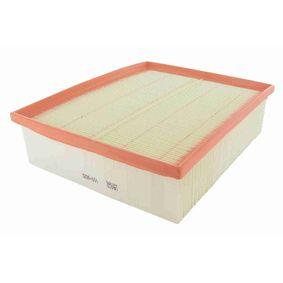 VAICO Luftfilter V10-0625 für AUDI A4 (8E2, B6) 1.9 TDI ab Baujahr 11.2000, 130 PS