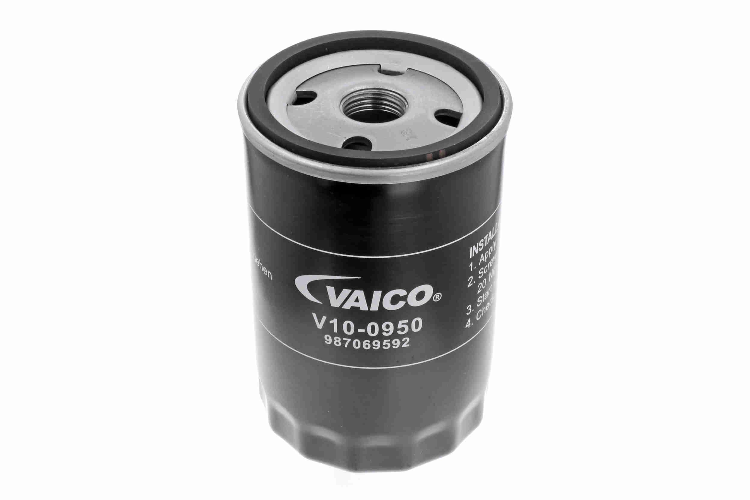 Motorölfilter V10-0950 VAICO V10-0950 in Original Qualität