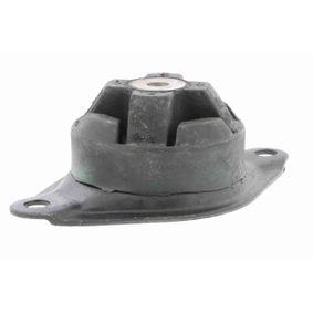 VAICO Lagerung, Motor V10-1105 für AUDI 100 (44, 44Q, C3) 1.8 ab Baujahr 02.1986, 88 PS