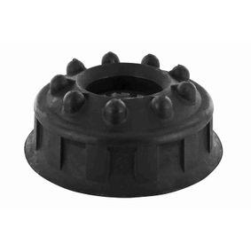 VAICO Federbeinstützlager V10-1207 für AUDI 100 (44, 44Q, C3) 1.8 ab Baujahr 02.1986, 88 PS