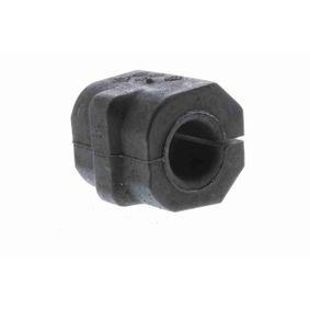 VAICO Lagerung, Stabilisator V10-1353 für AUDI 100 (44, 44Q, C3) 1.8 ab Baujahr 02.1986, 88 PS