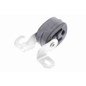 VAICO Halter, Abgasanlage V10-1562 für AUDI A4 Cabriolet (8H7, B6, 8HE, B7) 3.2 FSI ab Baujahr 01.2006, 255 PS
