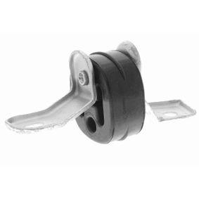 VAICO Halter, Abgasanlage V10-1563 für AUDI A4 Cabriolet (8H7, B6, 8HE, B7) 3.2 FSI ab Baujahr 01.2006, 255 PS
