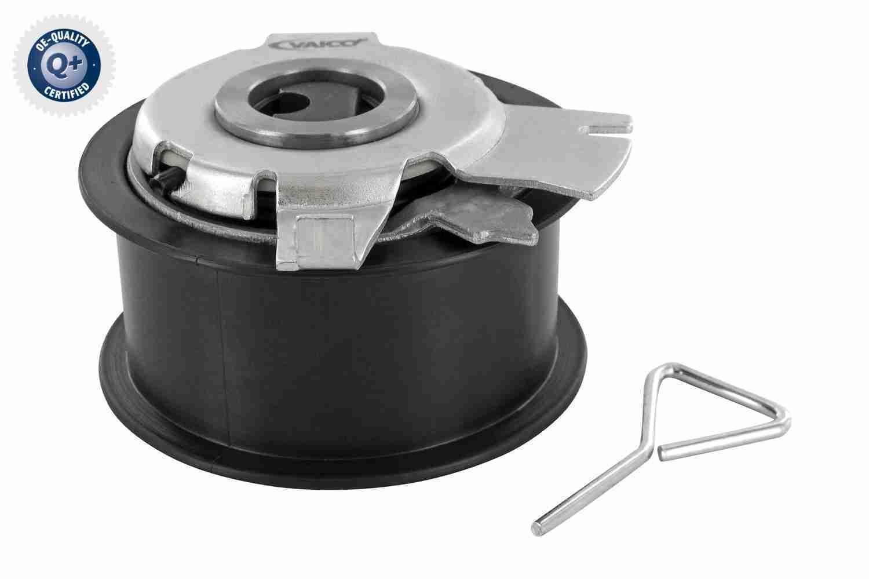 VAICO  V10-1596 Spannrolle, Keilrippenriemen Ø: 80mm, Breite: 85mm