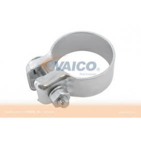 VAICO Rohrverbinder, Abgasanlage V10-1840 für AUDI A3 (8P1) 1.9 TDI ab Baujahr 05.2003, 105 PS