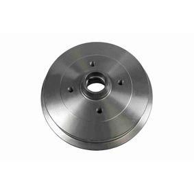 Bremstrommel Trommel-Ø: 200,0mm, Br.Tr.Durchmesser außen: 240mm mit OEM-Nummer 1H0 501615 A