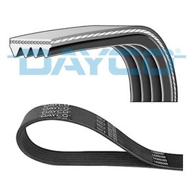 V-Ribbed Belts Length: 795,0mm, Number of ribs: 4 with OEM Number 38920P1KE02