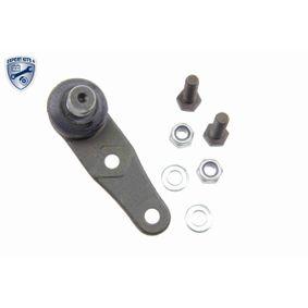 VAICO Trag-/Führungsgelenk V10-7076 für AUDI 80 (81, 85, B2) 1.8 GTE quattro (85Q) ab Baujahr 03.1985, 110 PS