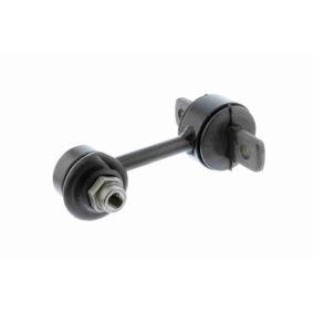 VAICO Stange/Strebe, Radaufhängung V10-7246-1 für AUDI A4 Avant (8E5, B6) 3.0 quattro ab Baujahr 09.2001, 220 PS