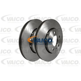 Bremsscheibe Bremsscheibendicke: 22mm, Lochanzahl: 5, Felge: 5-loch, Ø: 256mm mit OEM-Nummer 1J0615301D