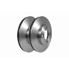 Bremsscheibe Bremsscheibendicke: 20mm, Felge: 4-loch, Ø: 256mm mit OEM-Nummer 6N0 615 301 D