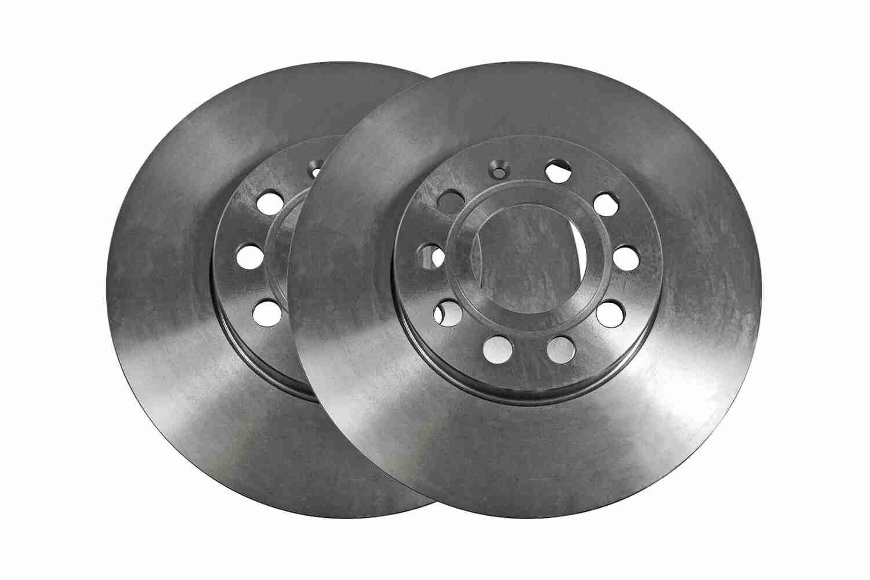 VAICO  V10-80070 Bremsscheibe Bremsscheibendicke: 25mm, Felge: 9-loch, Ø: 288mm
