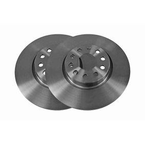 Bremsscheibe Bremsscheibendicke: 25mm, Felge: 5-loch, Ø: 312mm mit OEM-Nummer 5Q0615301F