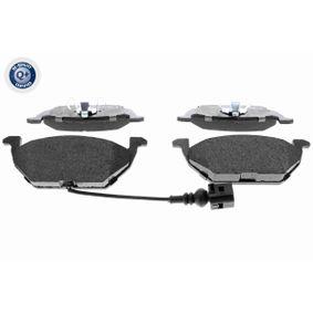 Bremsbelagsatz, Scheibenbremse Breite: 146mm, Höhe: 54,7mm, Dicke/Stärke: 19,7mm mit OEM-Nummer JZW 698 151