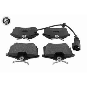Brake Pad Set, disc brake Article № V10-8124 £ 150,00