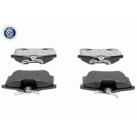 Комплект спирачно феродо, дискови спирачки V10-8168 Golf 5 (1K1) 1.9 TDI Г.П. 2006
