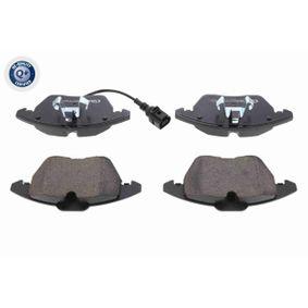 Kit de plaquettes de frein, frein à disque Largeur 1: 155,1mm, Largeur 2: 156,3mm, Hauteur 1: 66mm, Hauteur 2: 71,3mm, Épaisseur: 20,6mm avec OEM numéro 3C0-698-151-C