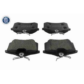 Brake Pad Set, disc brake V10-8177 Fabia 2 (542) 1.4 TDI MY 2010