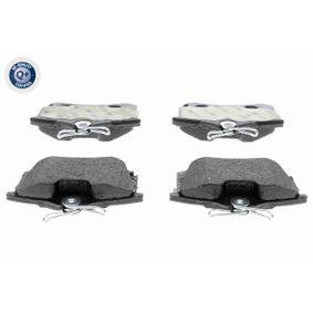 Комплект спирачно феродо, дискови спирачки V10-8178 Golf 5 (1K1) 1.9 TDI Г.П. 2006