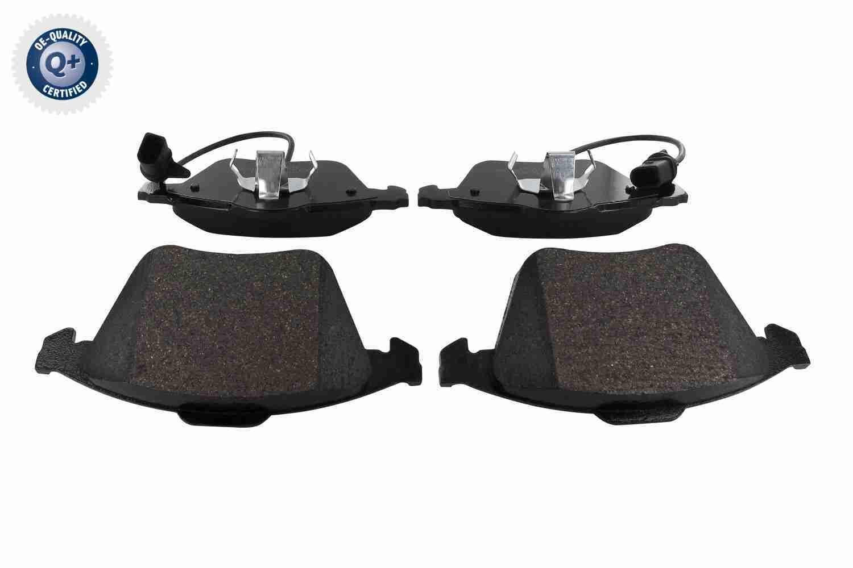 VAICO  V10-8182 Bremsbelagsatz, Scheibenbremse Breite 1: 72,9mm, Höhe 1: 155,1mm, Höhe 2: 156,3mm, Dicke/Stärke: 20,3mm