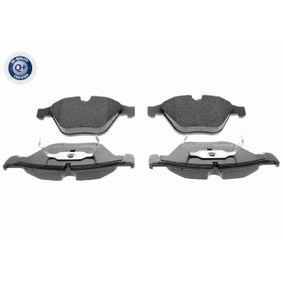Bremsbelagsatz, Scheibenbremse Breite: 155,1mm, Höhe: 68,3mm, Dicke/Stärke: 20,3mm mit OEM-Nummer 3411 6794 916