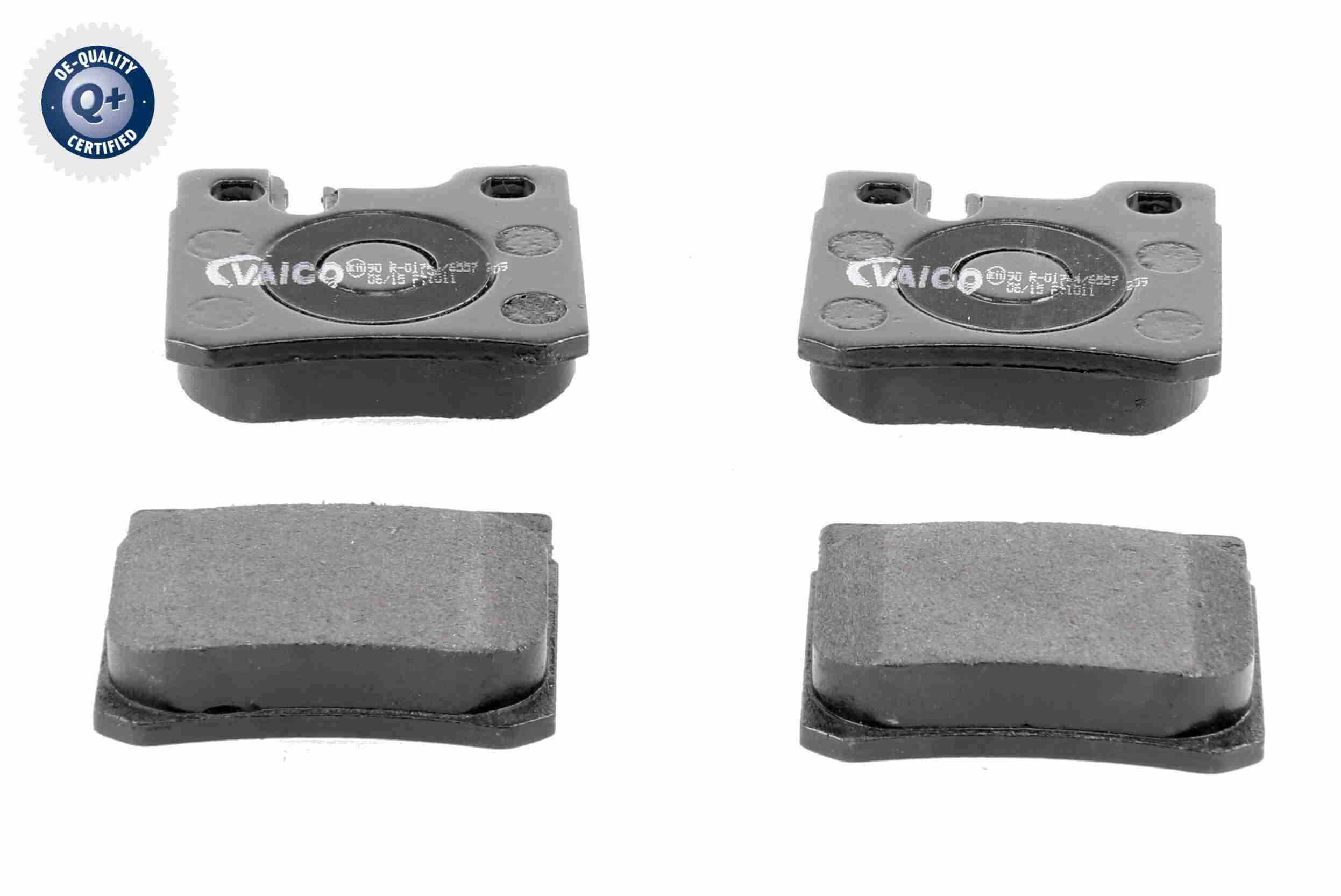 VAICO  V30-8120 Bremsbelagsatz, Scheibenbremse Breite: 61,8mm, Höhe: 58,6mm, Dicke/Stärke: 15mm