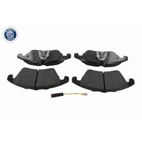 Brake Pad Set, disc brake V30-8206 E-Class Saloon (W212) E 350 3.5 (212.059) MY 2014