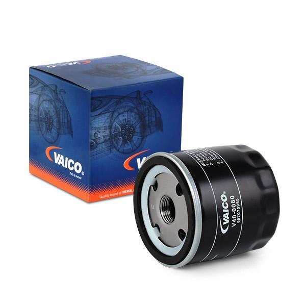 Oil Filter VAICO V40-0080 expert knowledge