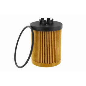 VAICO  V40-0085 Ölfilter Ø: 62mm, Innendurchmesser: 28mm, Innendurchmesser 2: 31mm, Höhe: 85mm