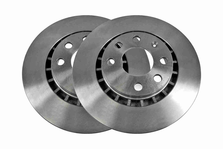 VAICO  V40-80034 Bremsscheibe Bremsscheibendicke: 24mm, Felge: 4-loch, Ø: 256mm