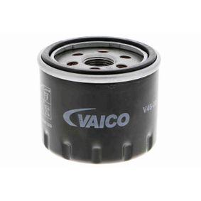Renault Scenic 1 1.9dTi (JA0N) Ölfilter VAICO V46-0084 (1.9 dTi Diesel 2001 F9Q 734)