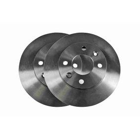 Bremsscheibe Bremsscheibendicke: 20,1mm, Lochanzahl: 4, Felge: 4-loch, Ø: 238mm mit OEM-Nummer 77012-04286