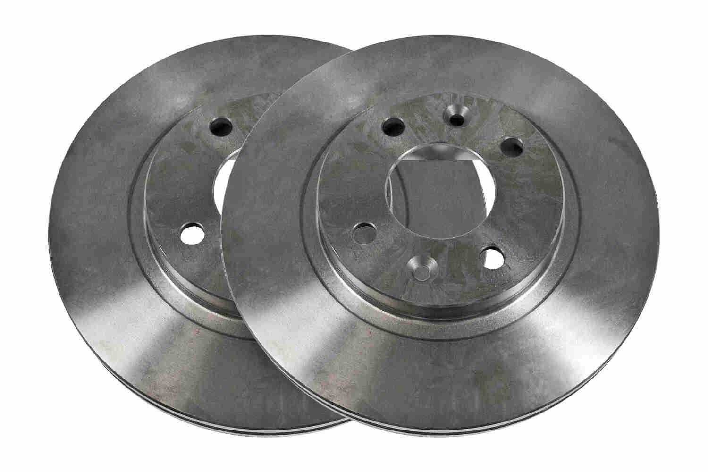 VAICO  V46-80002 Brake Disc Brake Disc Thickness: 20,7mm, Num. of holes: 4, Rim: 4-Hole, Ø: 259mm