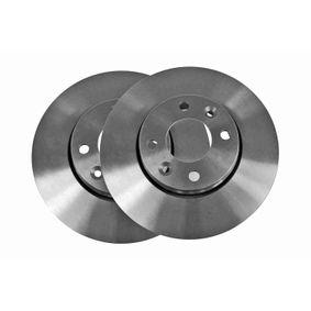 Bremsscheibe Bremsscheibendicke: 22mm, Felge: 4-loch, Ø: 260mm mit OEM-Nummer 40 20 649 11R