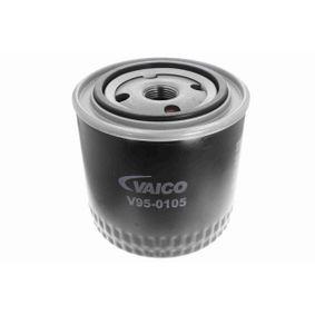 Filtro de aceite V95-0105 SCENIC 2 (JM0/1) 1.6 ac 2004