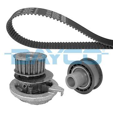 DAYCO  KTBWP2140 Wasserpumpe + Zahnriemensatz