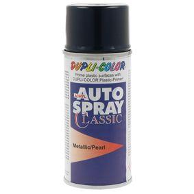 Automotive paints DUPLI COLOR 107405 for car (Spraycan, AUDI, L, Contents: 150ml)