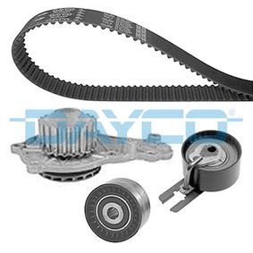 Water pump and timing belt kit KTBWP3100 206 Hatchback (2A/C) 1.4 HDi MY 2003