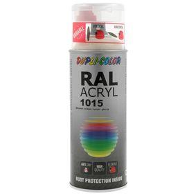 DUPLI COLOR RAL-боя (немски стандарт за цветове) 349515