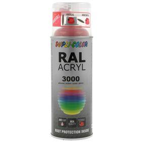 DUPLI COLOR RAL-боя (немски стандарт за цветове) 349560