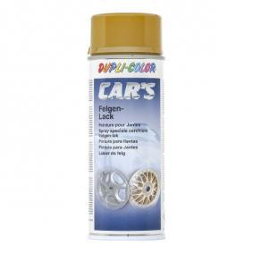 Automotive paints DUPLI COLOR 385902 for car (1K Paint, Contents: 400ml, CST5201, gold)