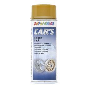 Automotive paints DUPLI COLOR 385902 for car (1K Paint, Contents: 400ml, CST5201, gold)