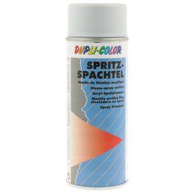 Metallspachtel DUPLI COLOR 409028 für Auto (400ml, Spritzspachtel 400)