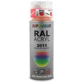 DUPLI COLOR RAL-боя (немски стандарт за цветове) 414862