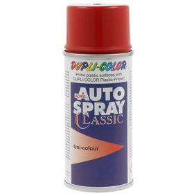 Automotive paints DUPLI COLOR 519703 for car (Spraycan, OPEL, 5, CST5225, Contents: 150ml)