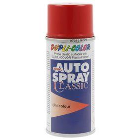 Automotive paints DUPLI COLOR 636301 for car (Spraycan, AUDI, L, CST5266, Contents: 150ml)