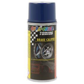 Bremssattellack DUPLI COLOR 706103 für Auto (blau, BRAKE CALIPER SPRAY blue 150, Inhalt: 150ml)