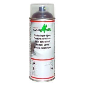 Stoßstangenfarbe DUPLI COLOR 856600 für Auto (CM Kunststoffspray schwarz 400, Inhalt: 400ml)